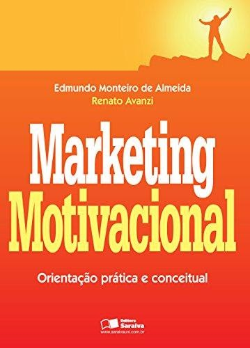 Capa do livro Marketing Motivacional