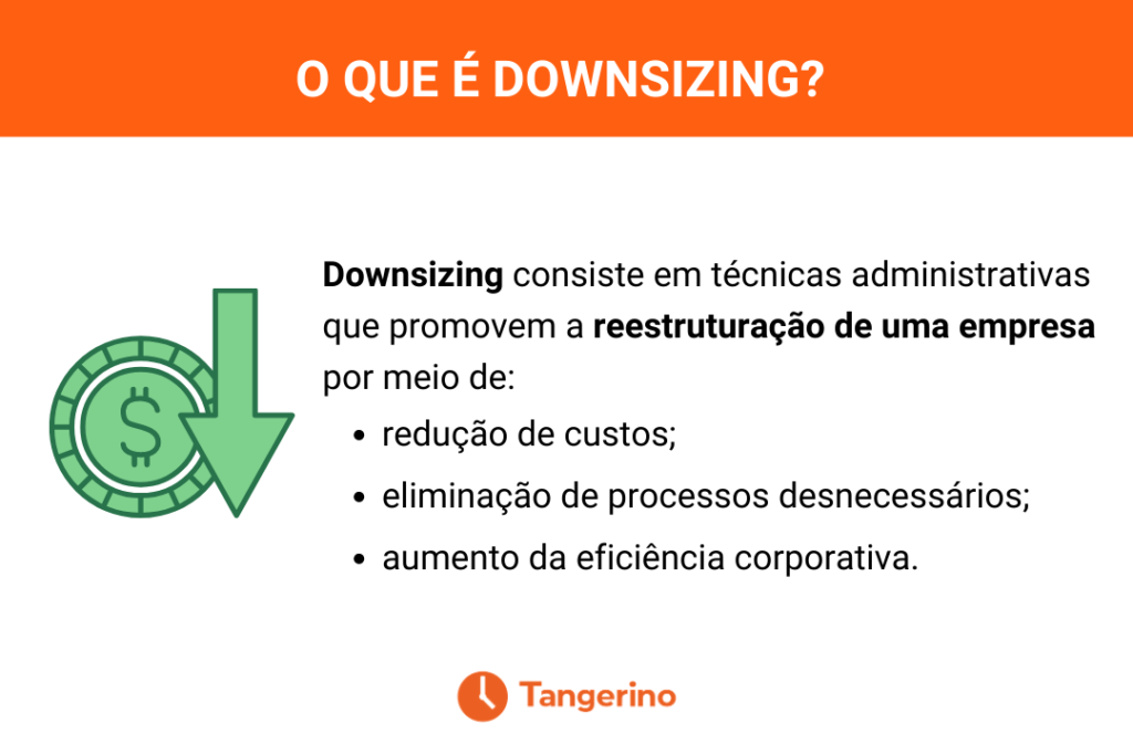 O que é downsizing